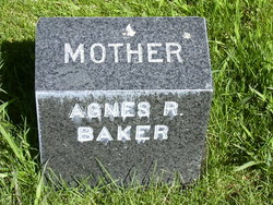 Agnes <i>Richards</i> Baker