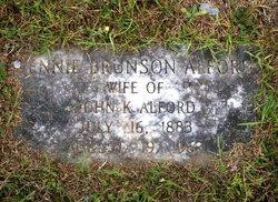 Jennie <i>Brunson</i> Alford