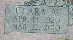 Clara May <i>Taylor</i> Ross