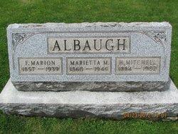 Marietta Mae <i>Mitchell</i> Albaugh