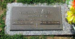 Virginia <i>Tucker</i> Andrews