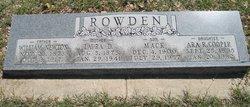 Ara Jane <i>Rowden</i> Cooper