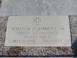 William Clarence Bill Ahmuty, Jr