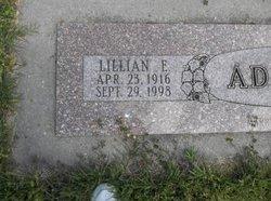 Lillian Easter <i>Walker</i> Adkins
