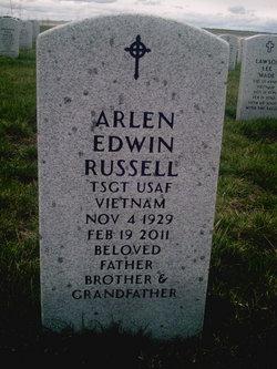 Arlen Edwin Russell
