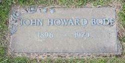 John Howard Bode