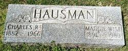 Maggie May <i>Wise</i> Hausman