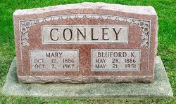 Mary Mae <i>Nash</i> Conley