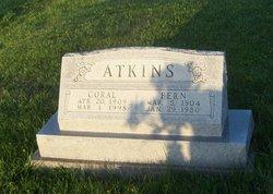 Melvin Fern Atkins