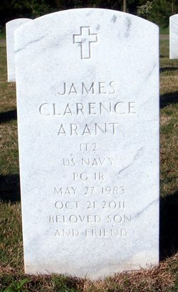 James Clarence Arant