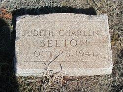 Judith Charlene Beeton
