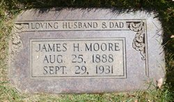 James Henry Jim Moore
