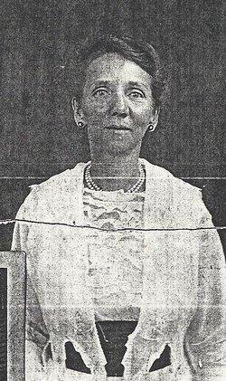 Martha Ellen Mattie <i>Johnson</i> Nichols