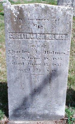 Corintha B Holmes