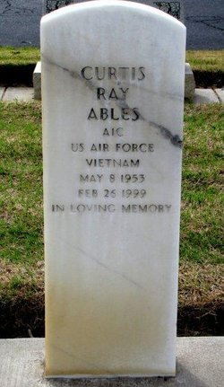 Curtis Ray Ables