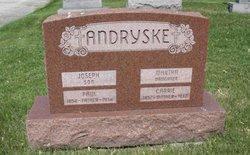 Joseph P Andryske
