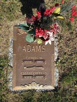 Charlotte <i>Scamell</i> Adams