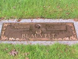 Walter A Blauvelt