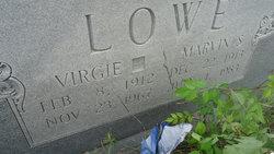 Virgie <i>Fulmer</i> Lowe