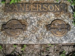 Harriet M. Anderson