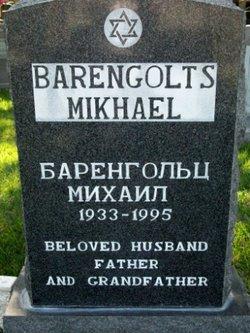 Mikhael Barengolts