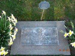 Reno Burt Adams