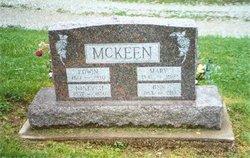 America Mary <i>Lake</i> McKeen