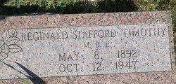 Reginald Stafford Timothy Healy