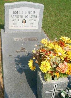 Bobbi Mercer <i>Spenser</i> Ochsner