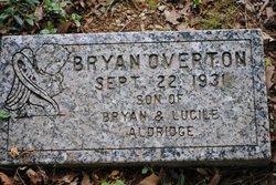 Bryan Overton Aldridge