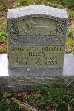 Thurston Powell Allen
