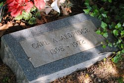 Carl A. Aldridge
