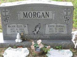 Major Ellis Morgan