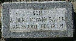 Albert Mowry Baker, III