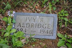 Ivy R. Aldridge