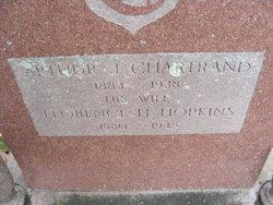 Florence Hannah <i>Hopkins</i> Chartrand