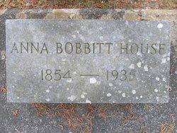 Anna <i>Bobbitt</i> House