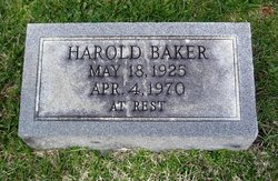 Harold Baker