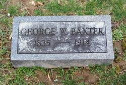 George W. Baxter