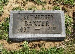 Greenberry Baxter