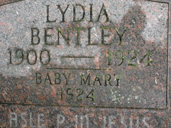 Lydia L. <i>Schmidt</i> Bentley