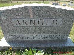 Frances I Arnold