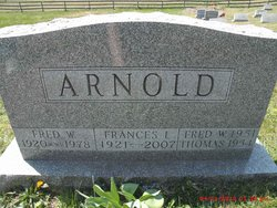 Fred W Arnold