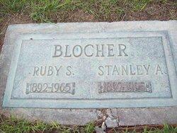 Rubertha Ruby <i>Spence</i> Blocher