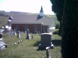 Saint Elias Church Cemetery