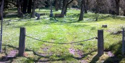 Knox Butte Cemetery