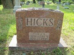 Cora Belle <i>Bradley</i> Hicks