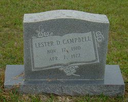 Lester D. Campbell