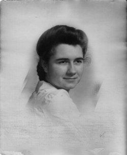 Mary Alice <i>Lafield</i> Ellis