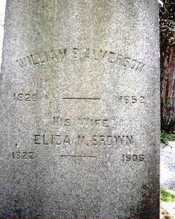 William Brown Alverson, Sr